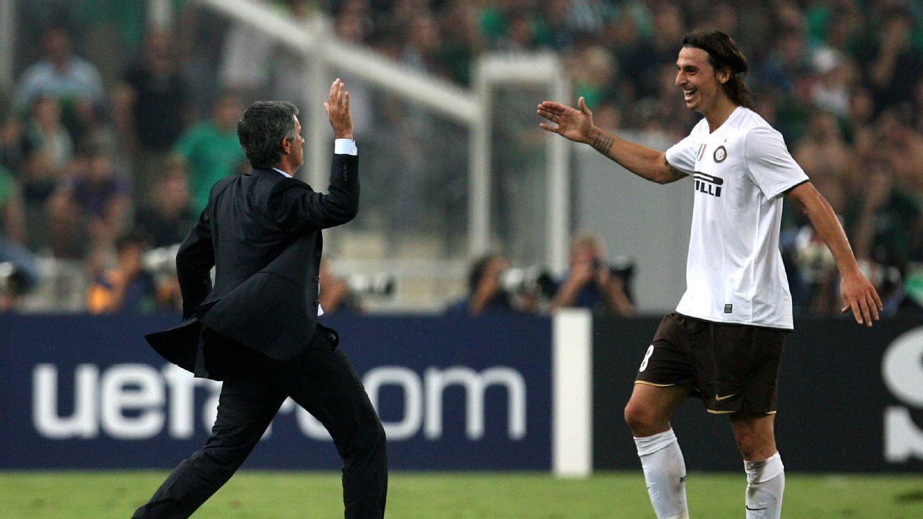 Ibra Mou Inter 2008