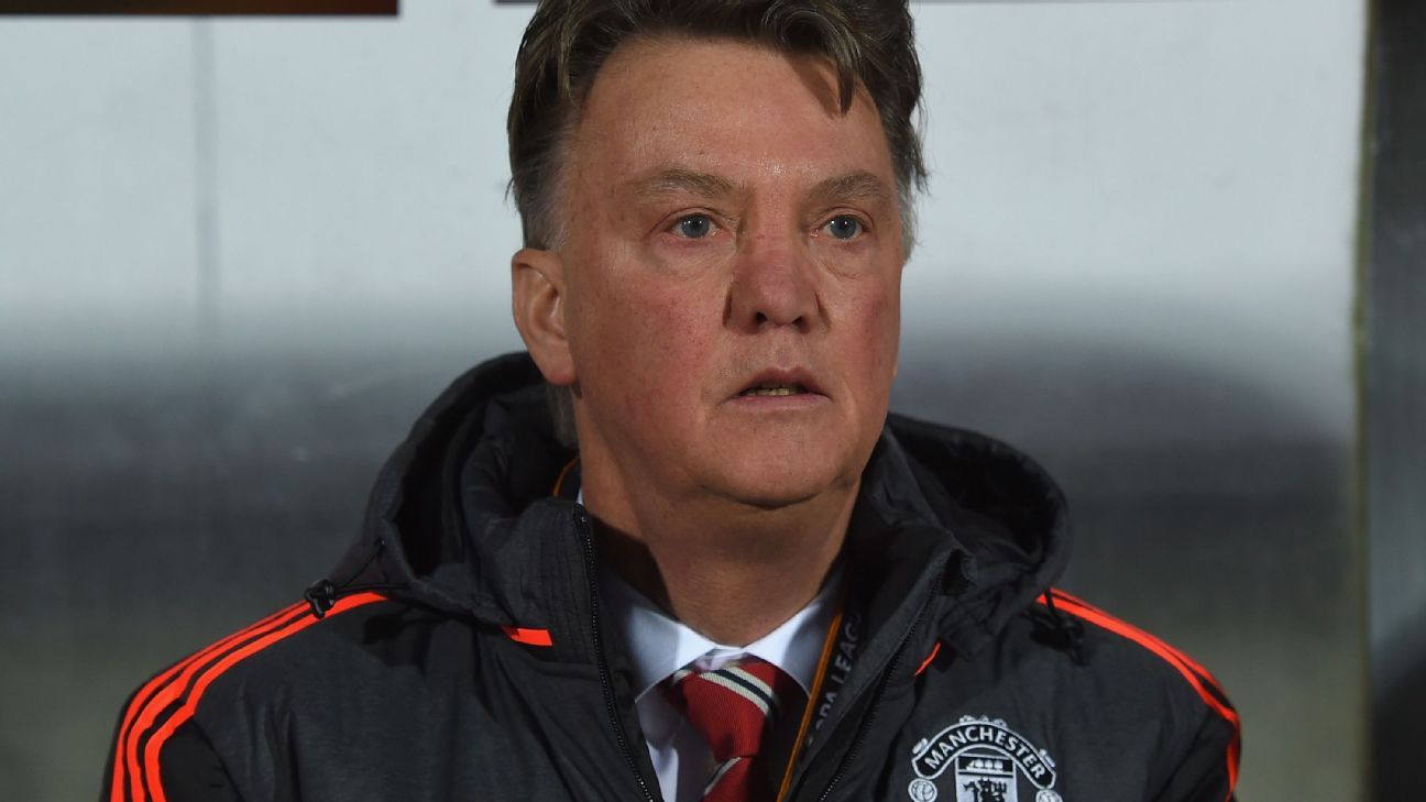 Van Gaal shocked