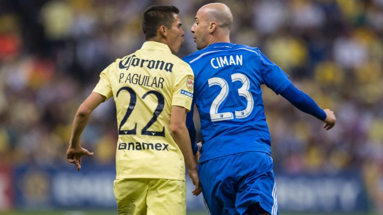 Paul Aguilar and Laurent Ciman