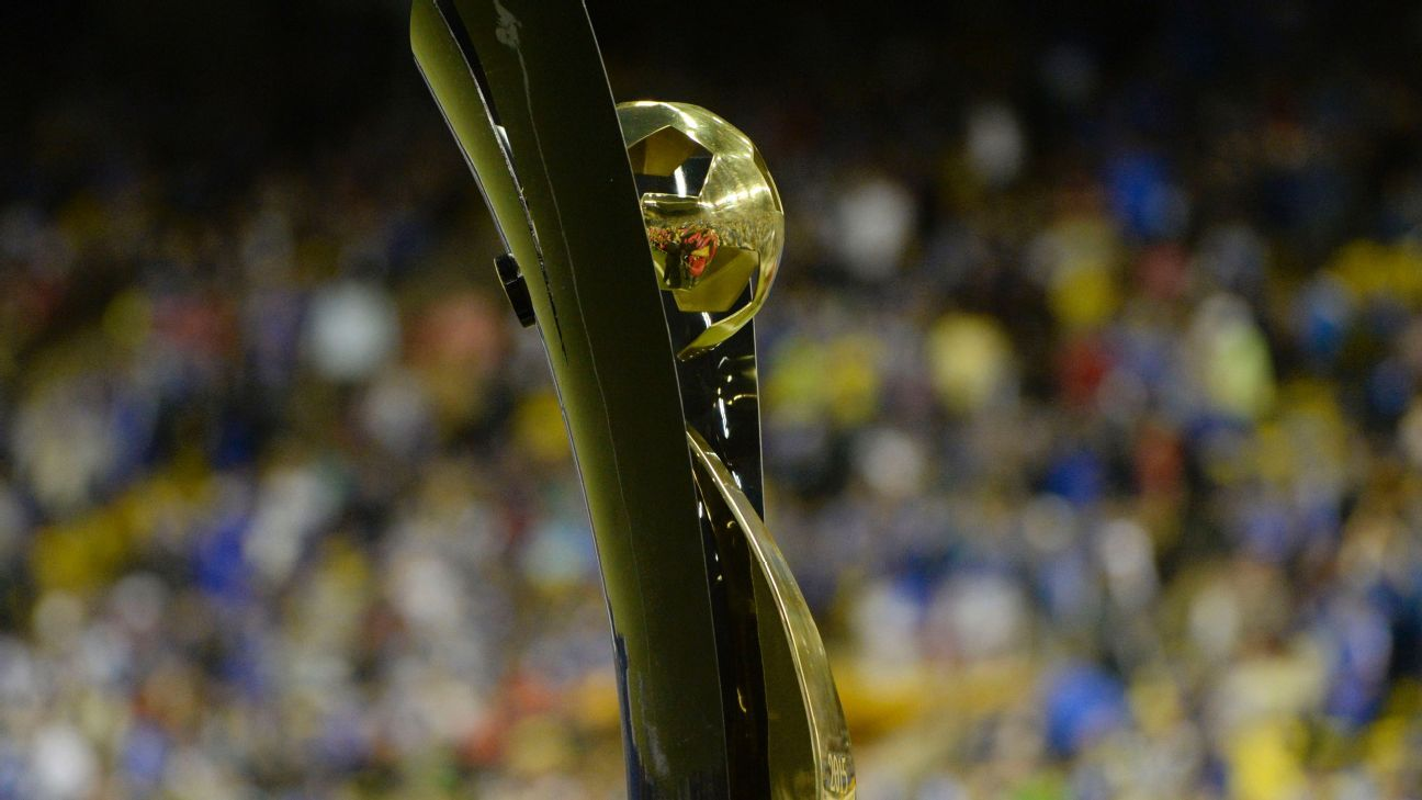 CONCACAF Champions League trophy