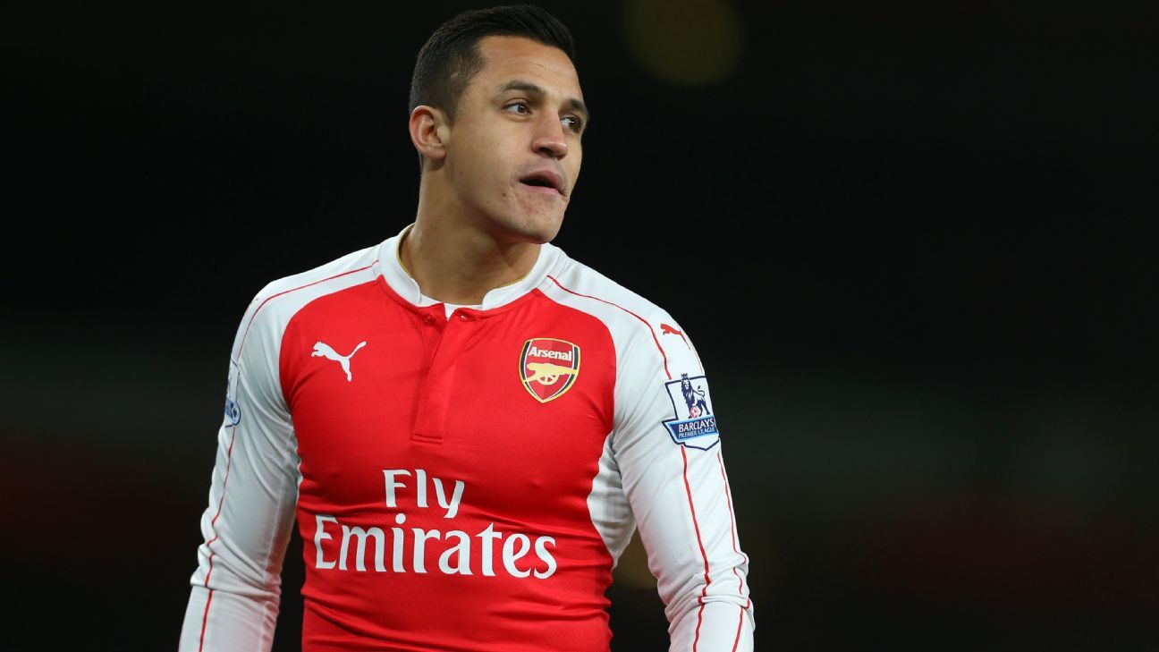 Alexis Sanchez has posted just seven goals and two assists this season in the Premier League.