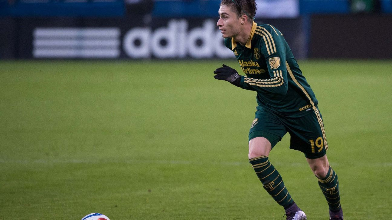 Villafana's performance at left back for Portland in the playoffs was a big reason why the Timbers claimed MLS Cup in 2015.