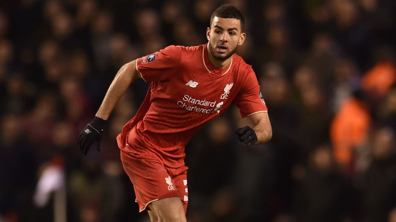 Kevin Stewart started all four of Liverpool's FA Cup matches.