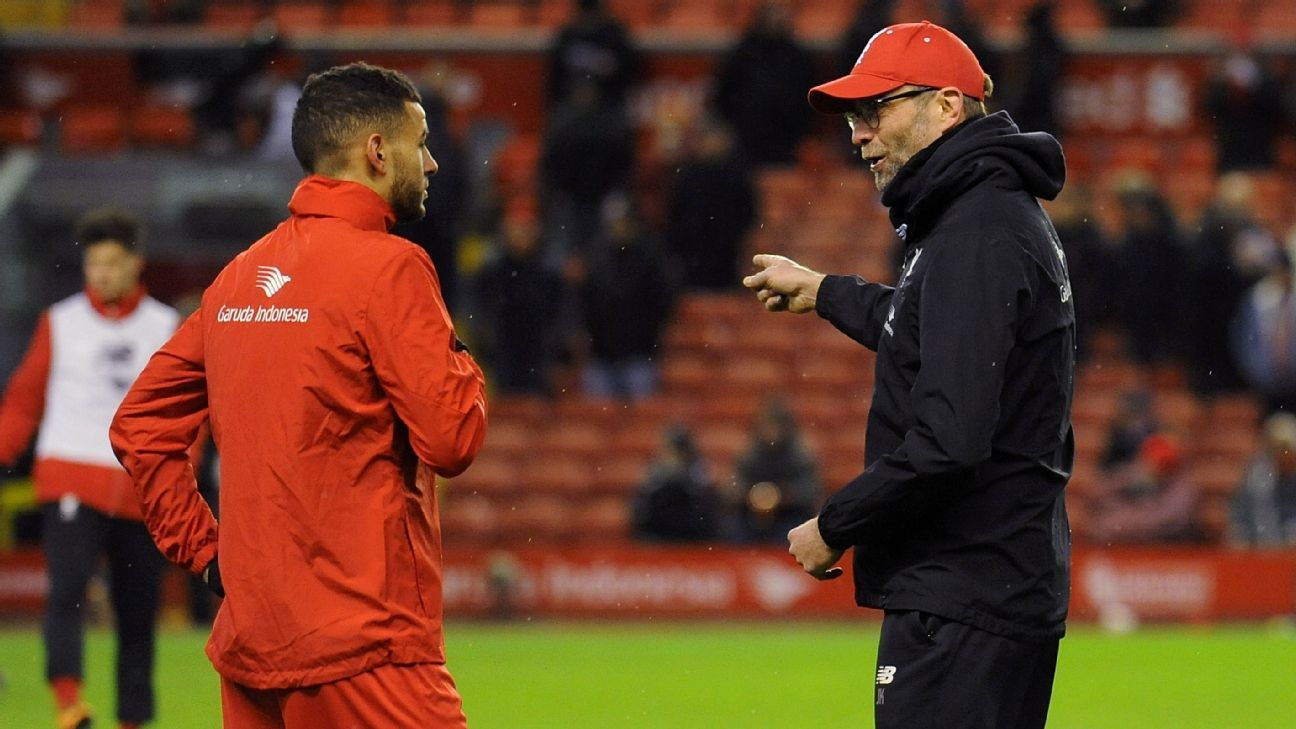On-loan at League One Swindon Town just a few months ago, Stewart is now under the tutelage of Jurgen Klopp at Anfield.
