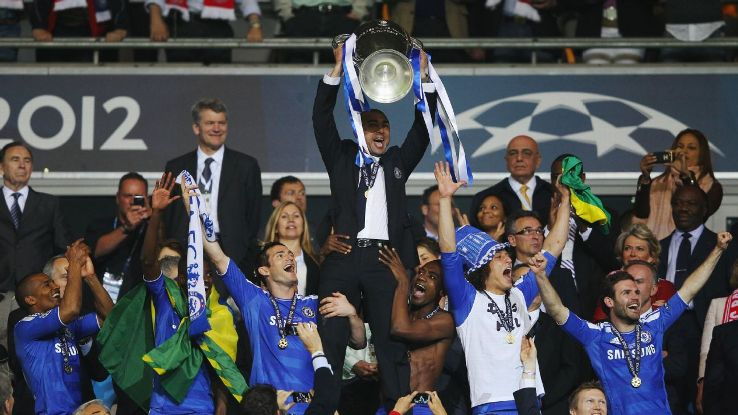 Roberto Di Matteo's tenure at Chelsea was brief, but it included the club's lone Champions League title in 2012.