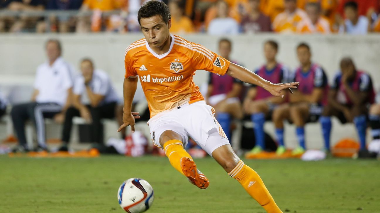 Erick Torres is still seeking his first goal as a member of the Houston Dynamo.