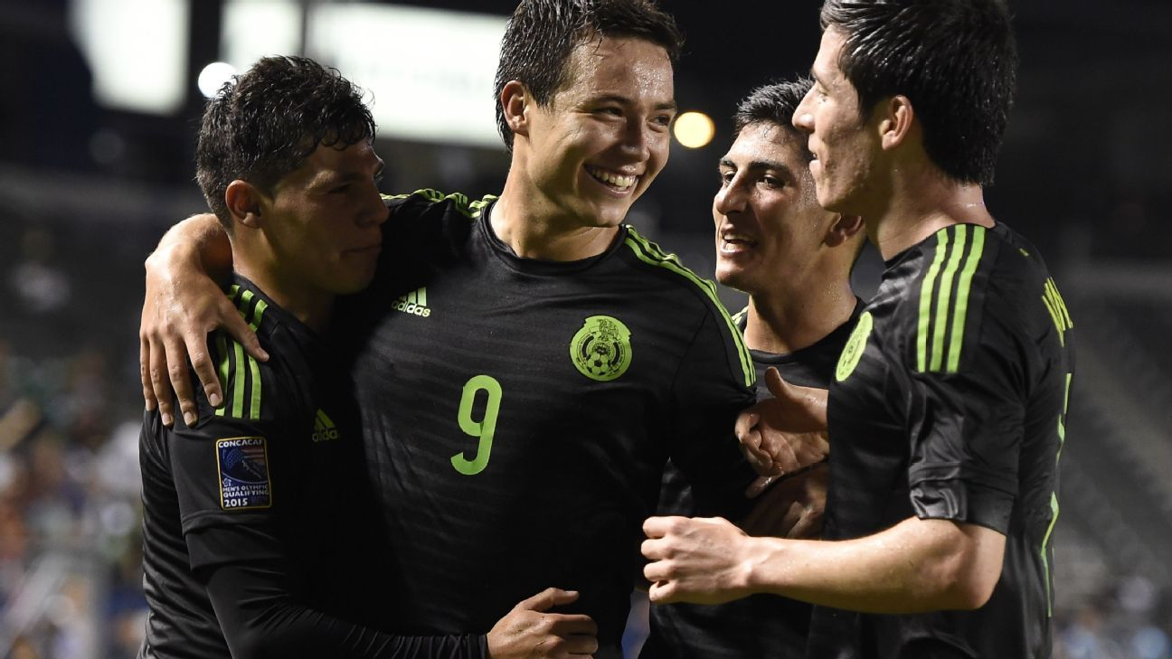 Torres' three goals in Olympic qualifying helped Mexico clinch a spot in Rio this summer.