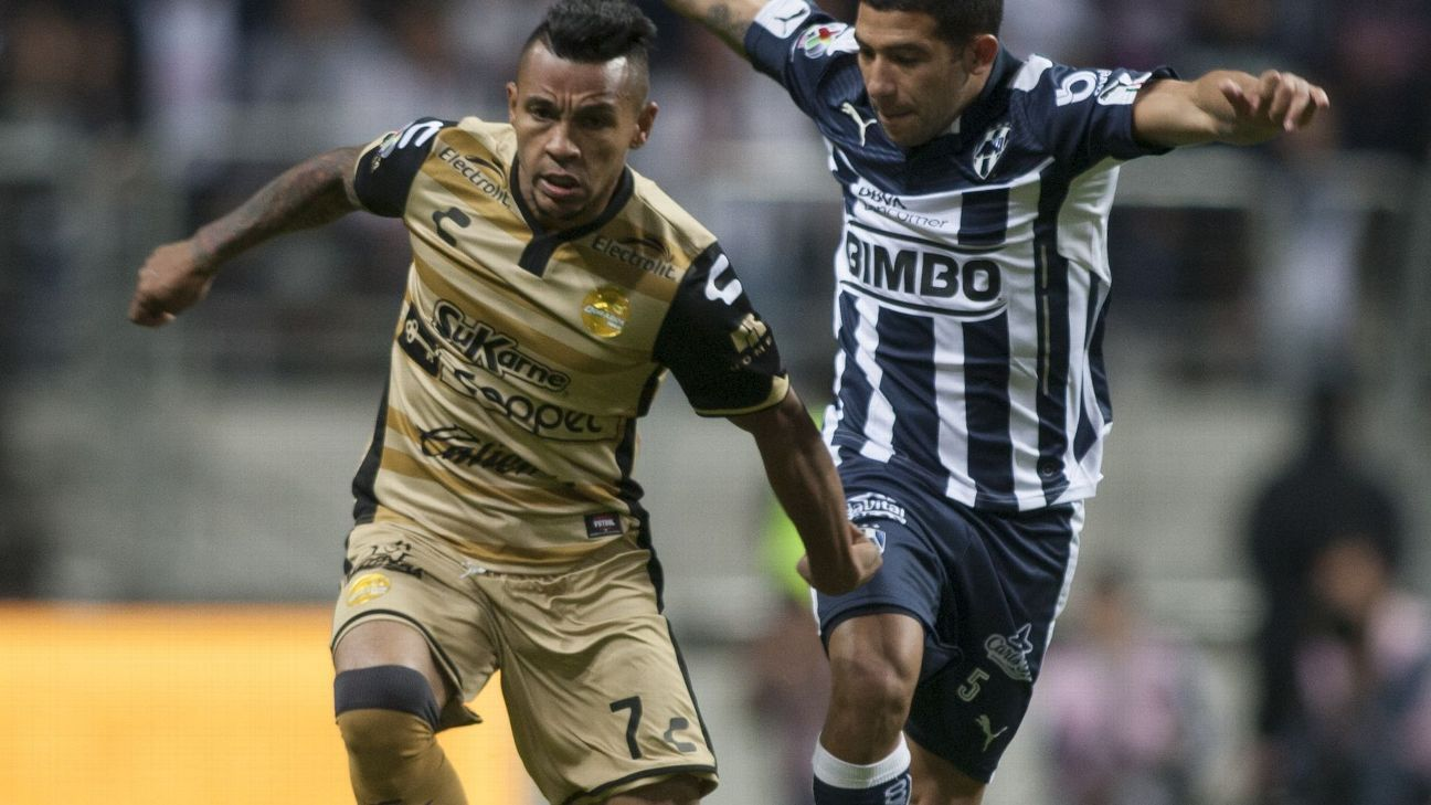 Wilson Morelo and Dorados will be looking for their first win of the Clausura against Atlas.