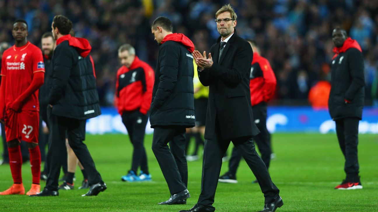 What will it take for Jurgen Klopp and Liverpool to rise up the table next season?