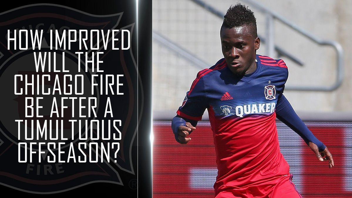 Chicago fire question