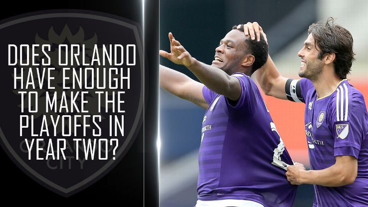 Does Orlando have enough to reach the playoffs in year two?