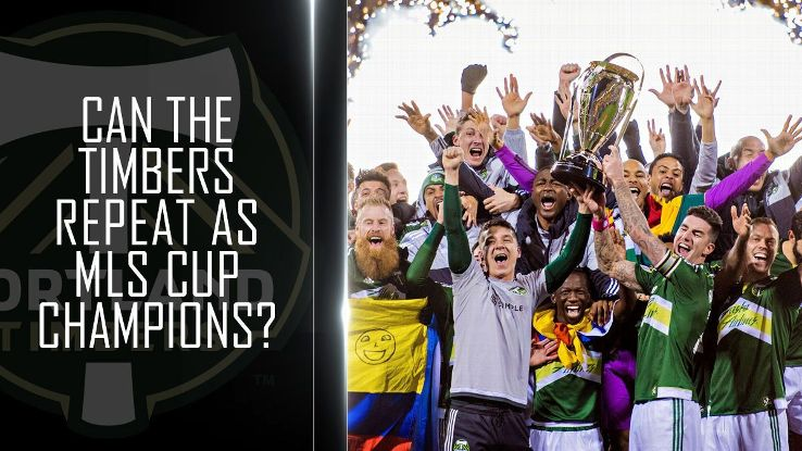 Can the Timbers repeat as MLS Cup champions?
