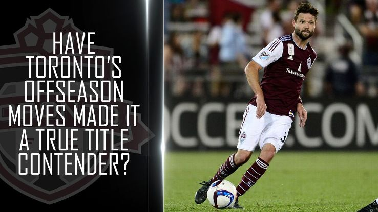 Have Toronto's offseason acquisitions made it a serious MLS Cup contender?