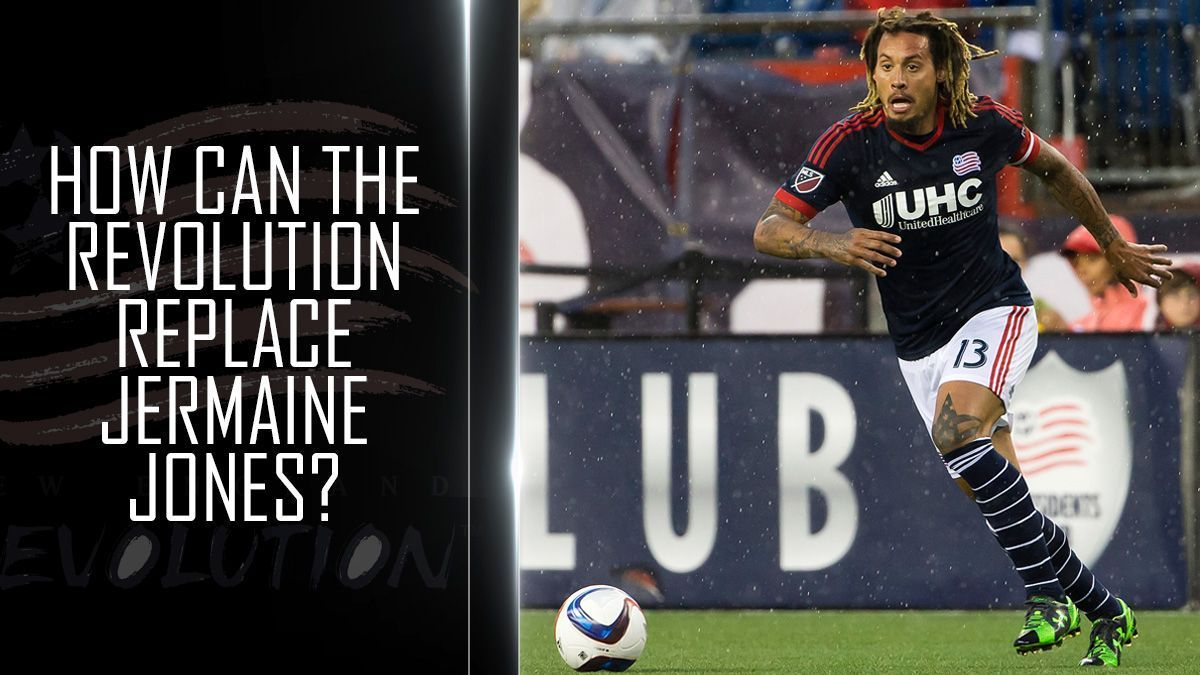 How can the Revolution replace Jermaine Jones?