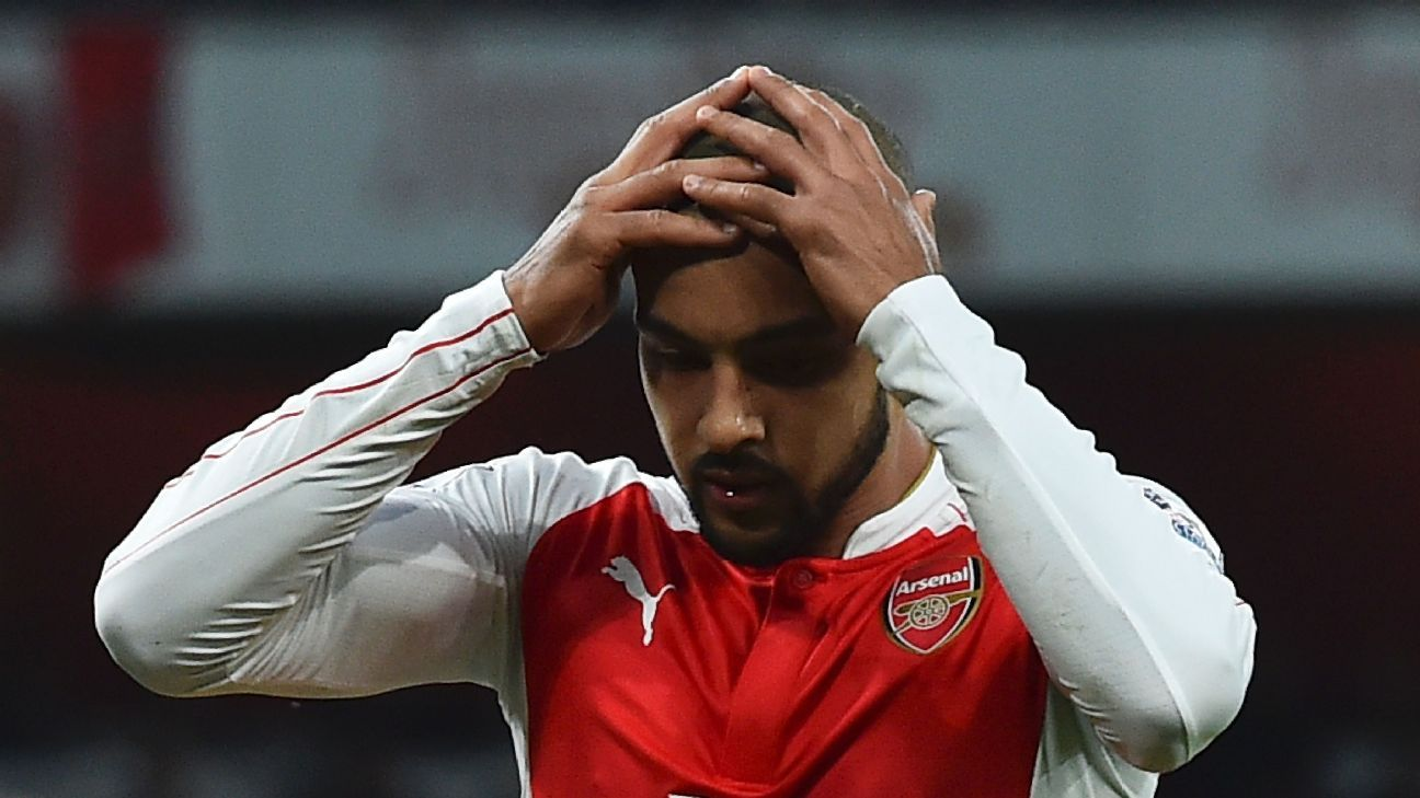 In big occasions Theo Walcott has often disappeared when Arsenal have needed him most.