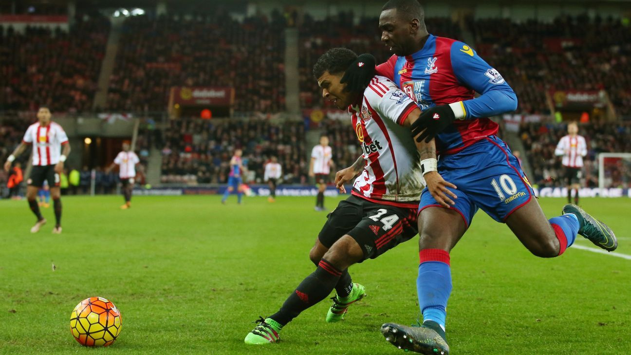 DeAndre Yedlin contributed at both ends of the pitch for Sunderland on Tuesday night.
