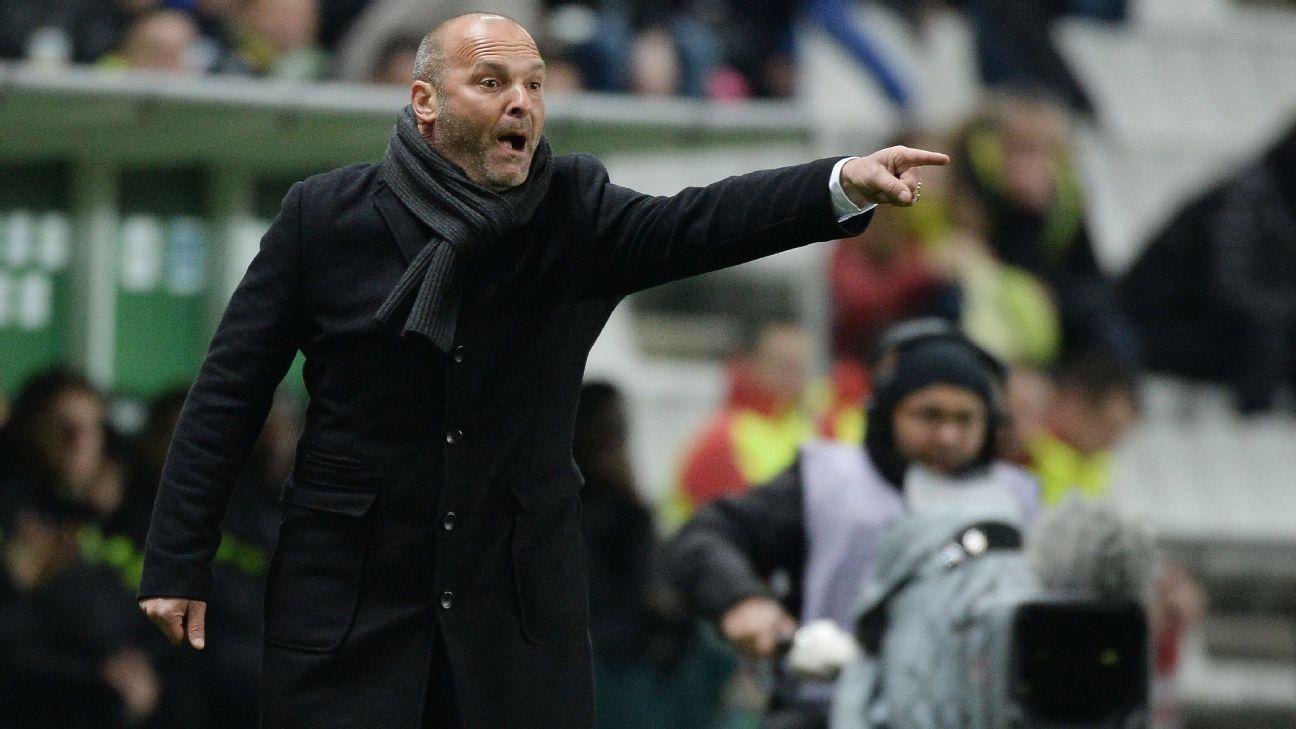 Toulouse coach Pascal Dupraz