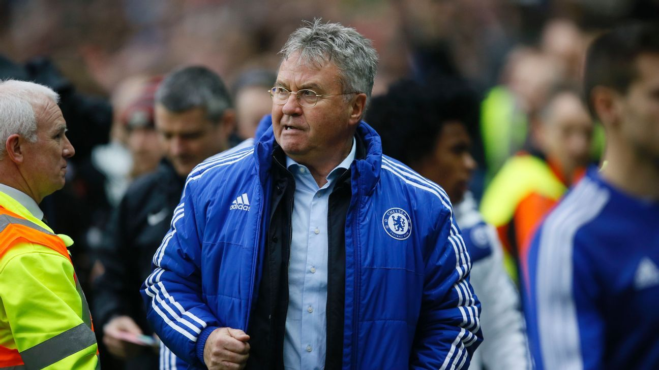 Chelsea are unbeaten in the Premier League since Guus Hiddink's appointment, and suddenly Europa League football next season seems attainable for the Blues.