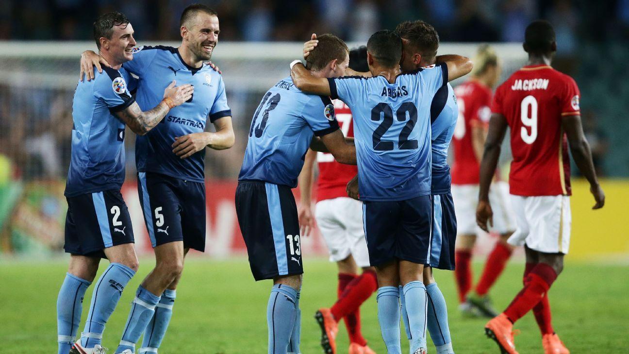 Sydney FC vs. Guangzhou Evergrande