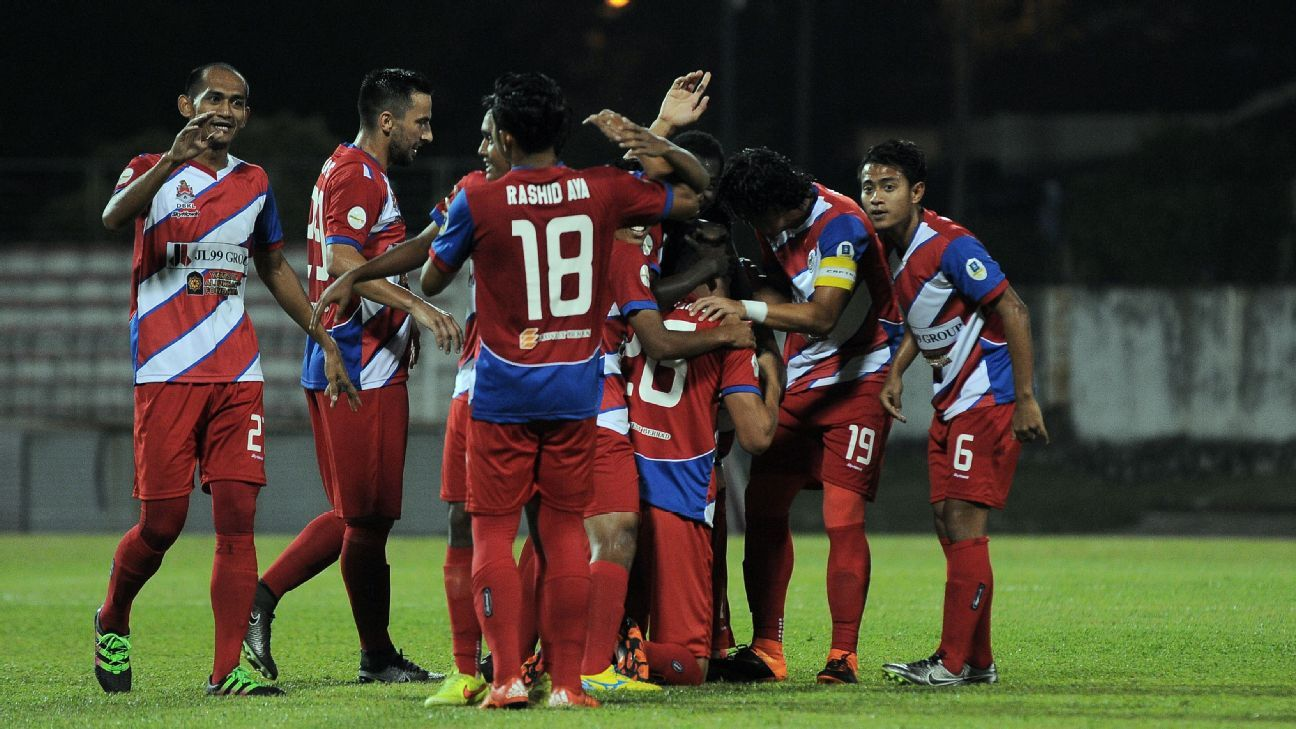 ... in FA Cup quarterfinal vs PDRM - ESPN FC