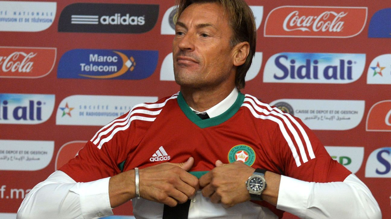 Plenty of challenges lie ahead for new Morocco head coach Herve Renard.