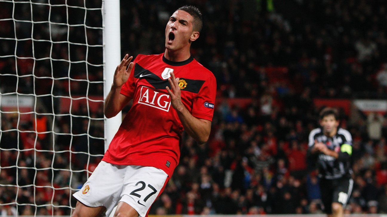 Fed Macheda Man Utd 2009