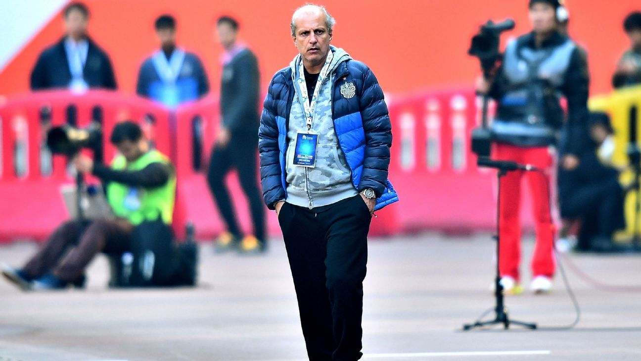 Alexandre Gama head Coach of Buriram United