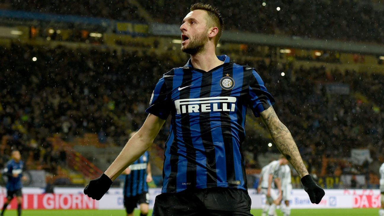 Marcelo Brozovic continued his fine form with a brace vs. Juventus in midweek Coppa Italia action.