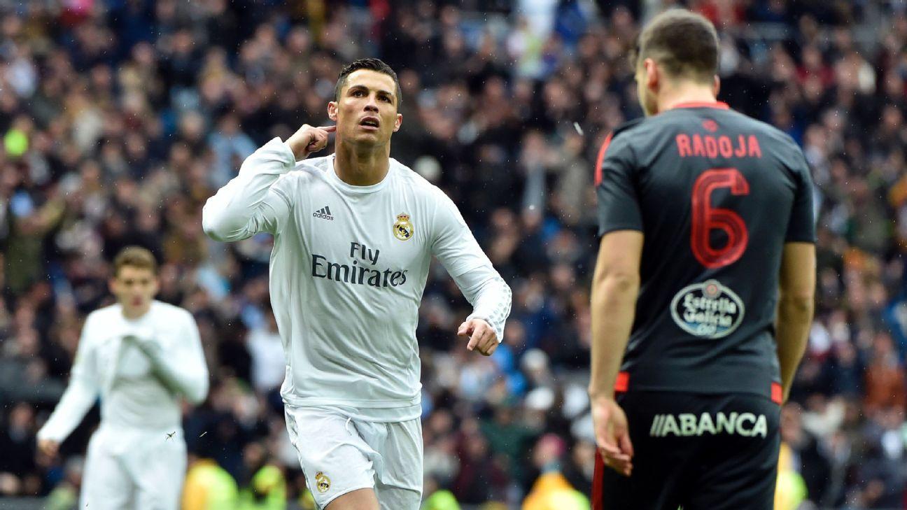 Real Madrid fans' whistles spurred on Cristiano Ronaldo - Zinedine Zidane