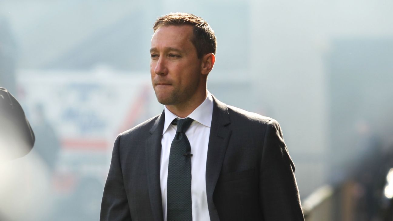 Caleb Porter out as Portland Timbers coach after first-place finish - reports