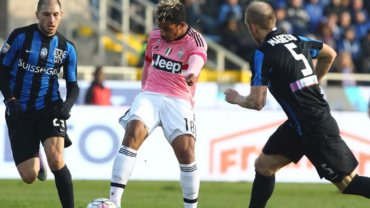 Juventus' Mario Lemina