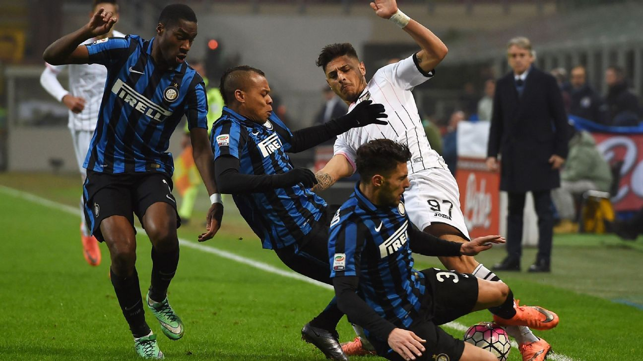 Inter Milan vs. Palermo