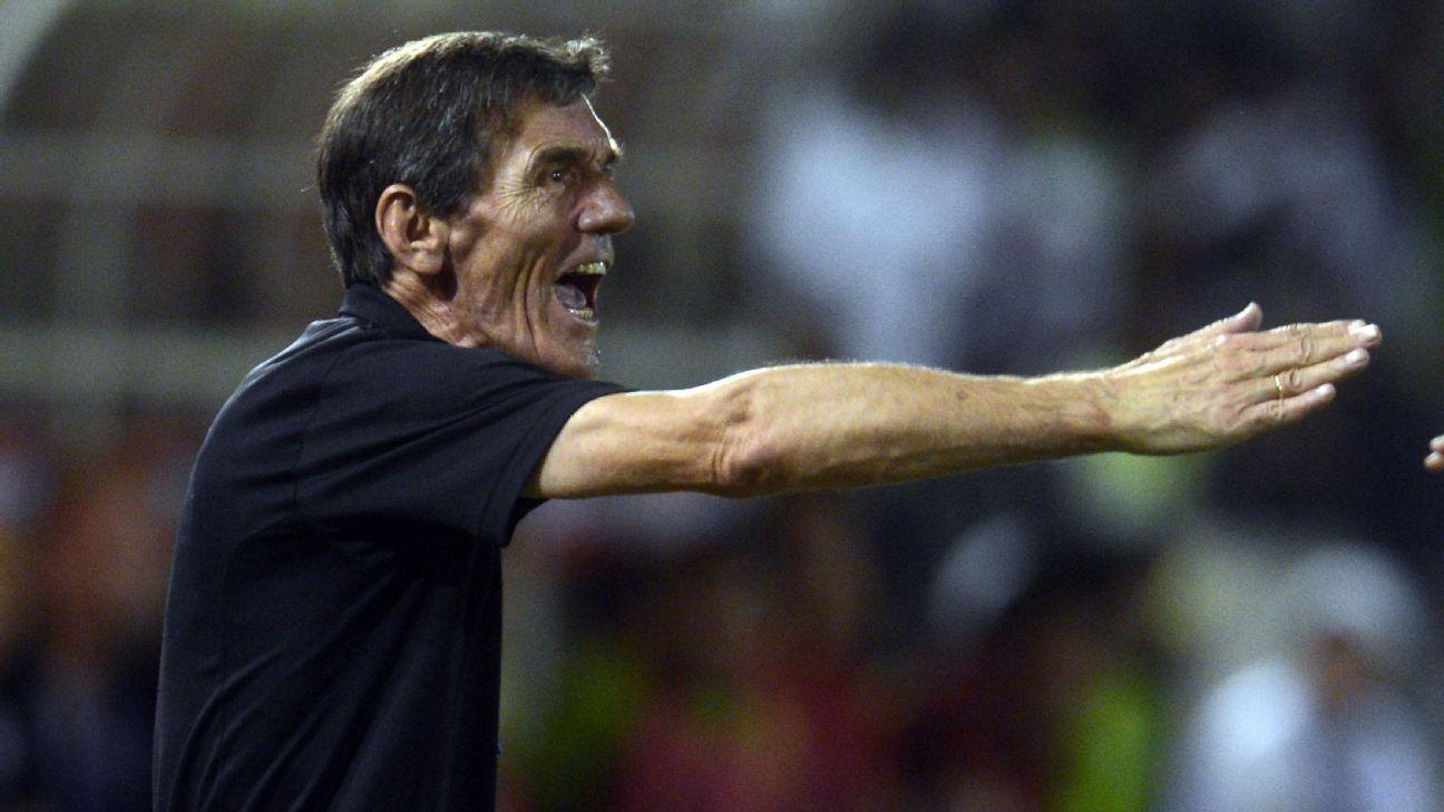 Former Singapore coach Radojko Avramovic