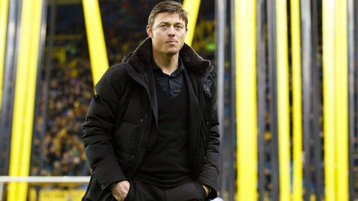 Jon Dahl Tomasson has taken over as Denmark assistant coach.