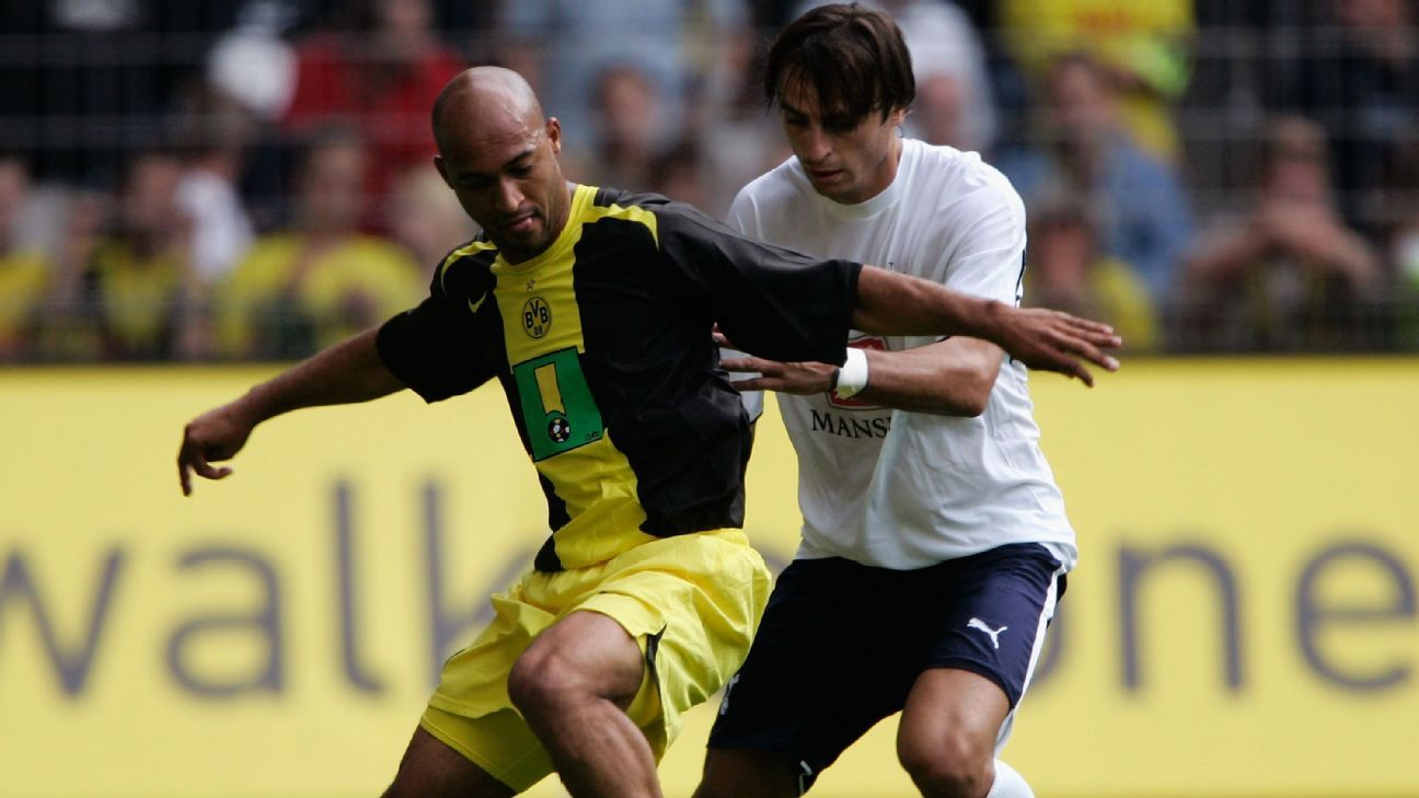 Dortmund and Tottenham have squared off twice in preseason in the last decade, including a 1-1 draw in 2006.