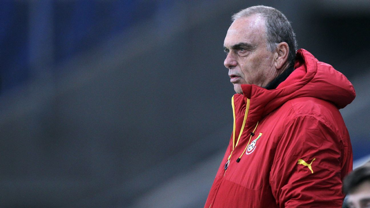 Ghana head coach Avram Grant has been roundly criticised for not spending very much time in the country.