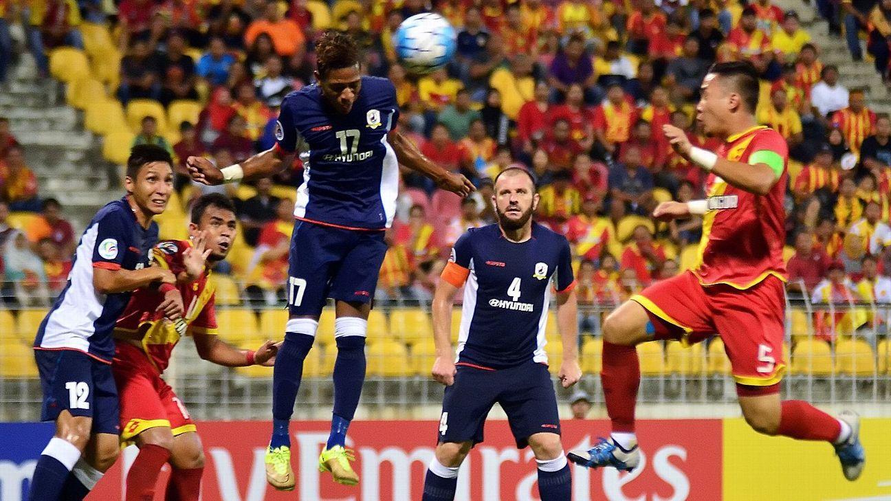 Selangor vs. Tampines Rovers