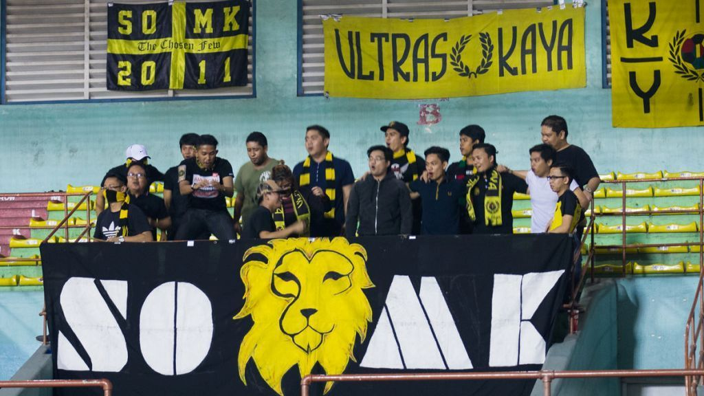 Kaya FC supporters