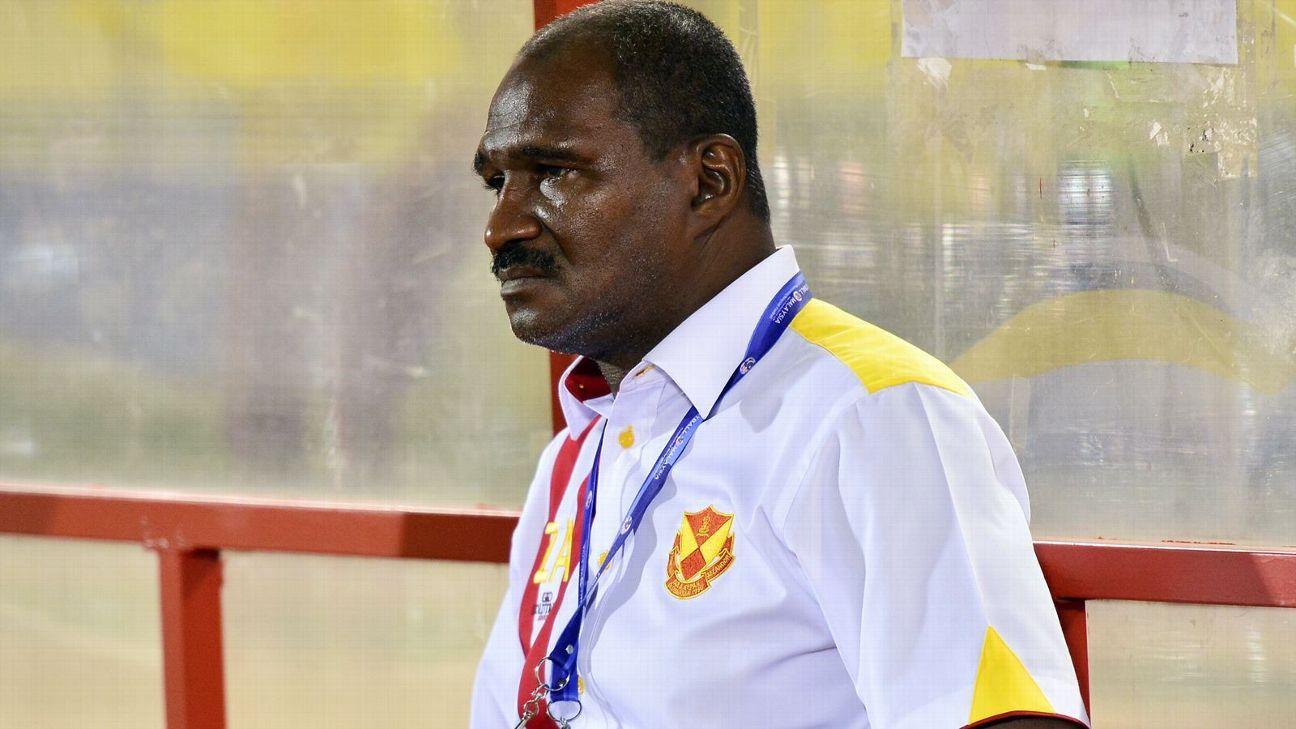 Selangor coach Zainal Abidin