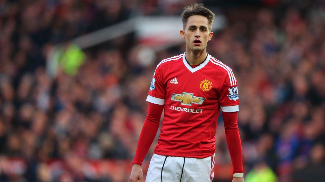 Adnan Januzaj began brightly at Manchester United before fading.