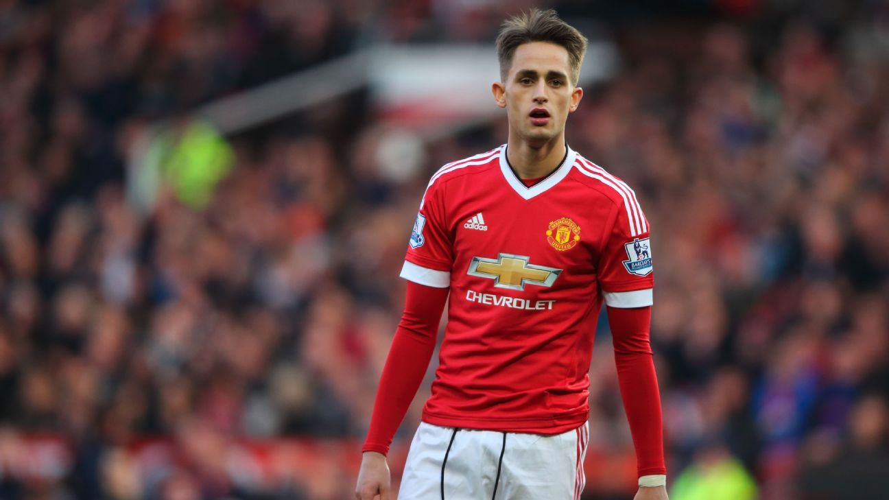 Adnan Januzaj began brightly at Manchester United before fading.