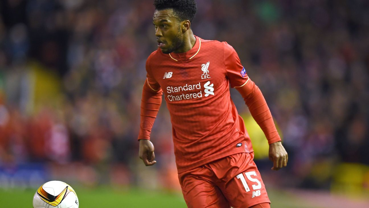 With Daniel Sturridge back in the fold, Liverpool will have more options in attack against Manchester United.