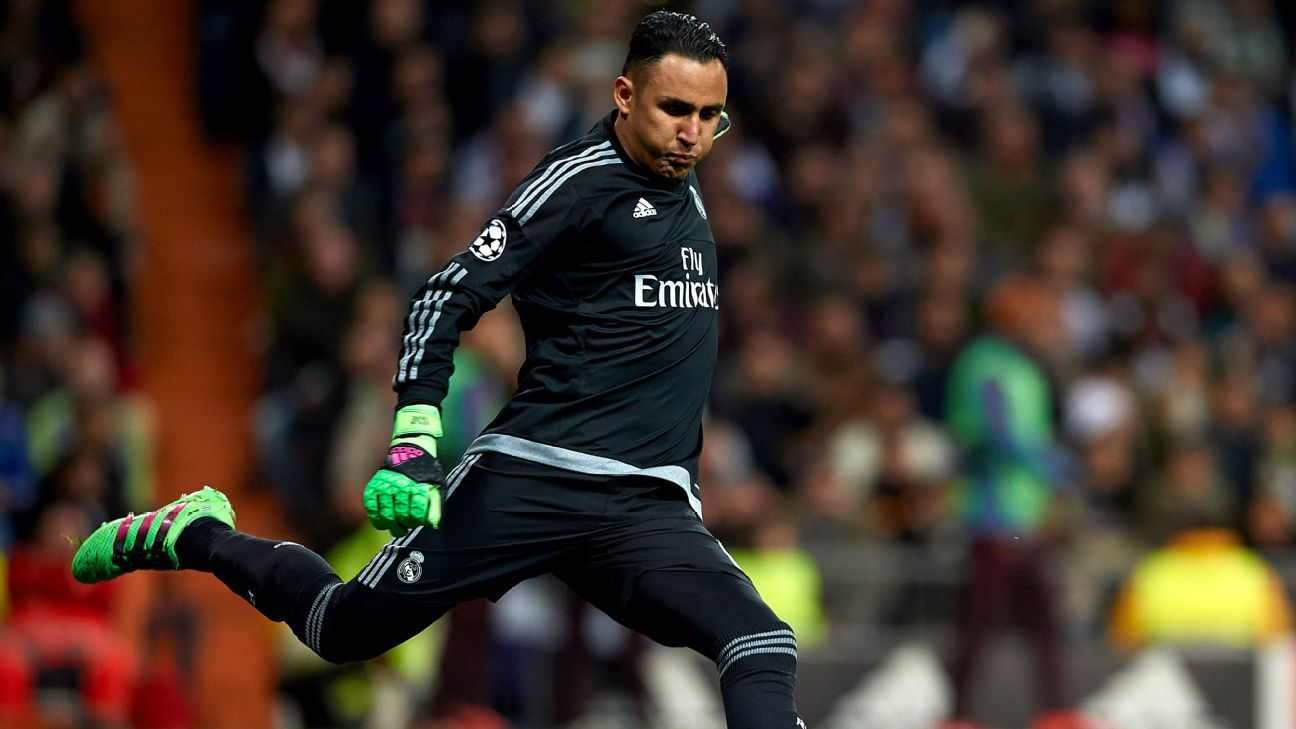 After Real Madrid's 2-0 victory over Roma on Tuesday, Keylor Navas now has six clean sheets in this season's Champions League.