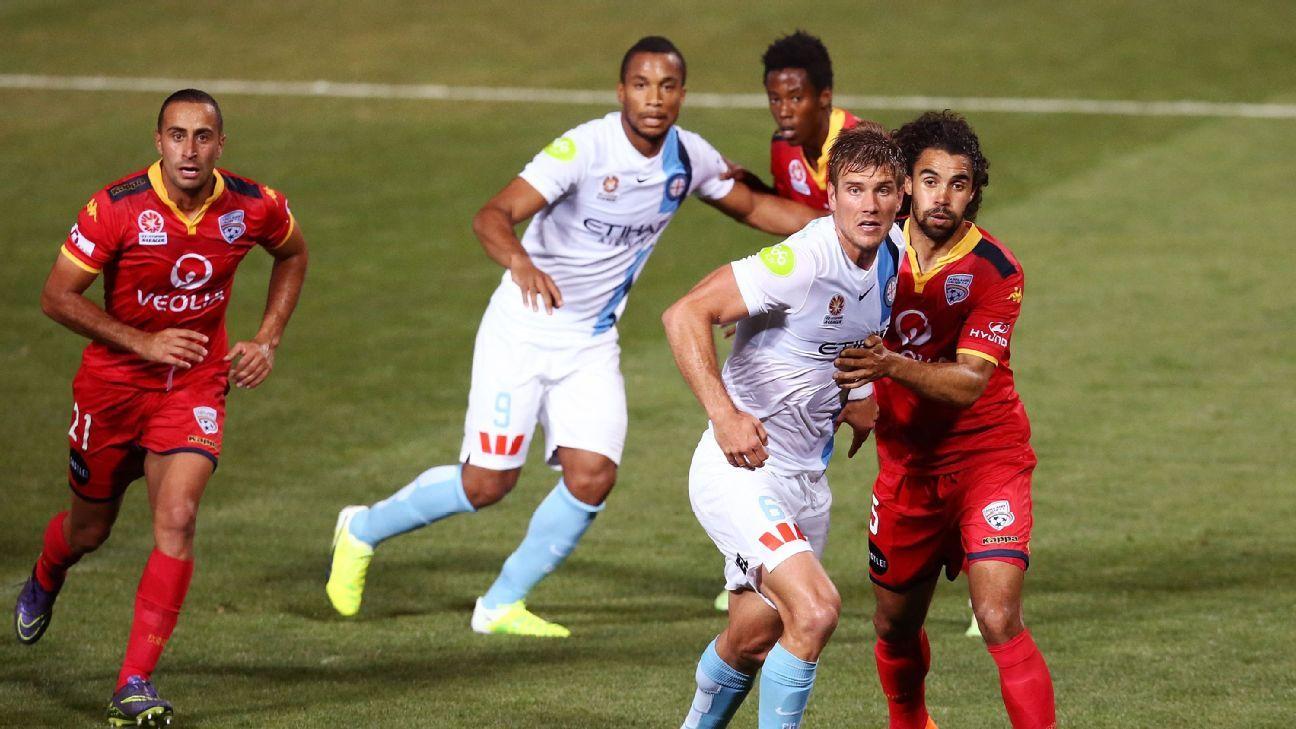 Adelaide vs. MCFC