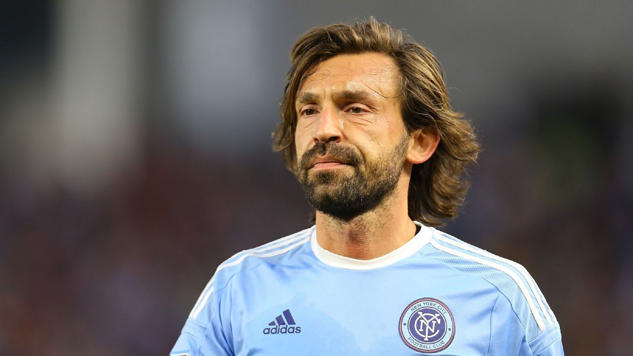 Andrea Pirlo regrets not linking up with Pep Guardiola at