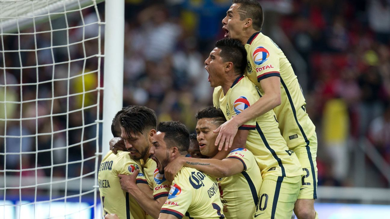 In what was a thrilling, contentious and tight <i>Clasico Nacional</i>, all three points went back to Mexico City with Club America.