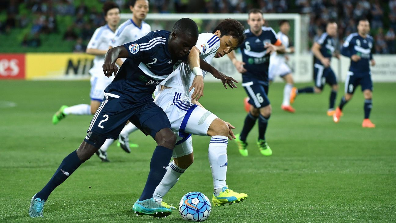 Melbourne Victory vs. Suwon Bluewings