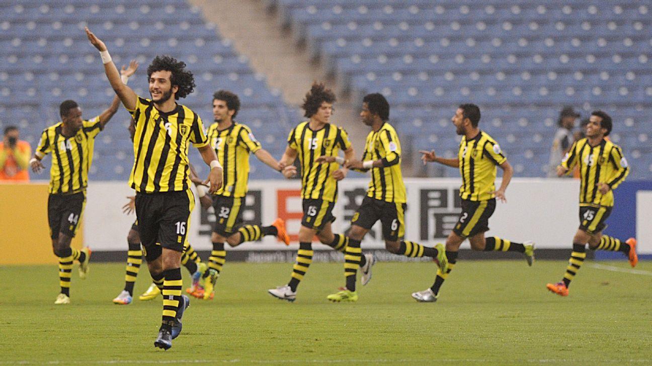 Saudi Arabia club Al-Ittihad