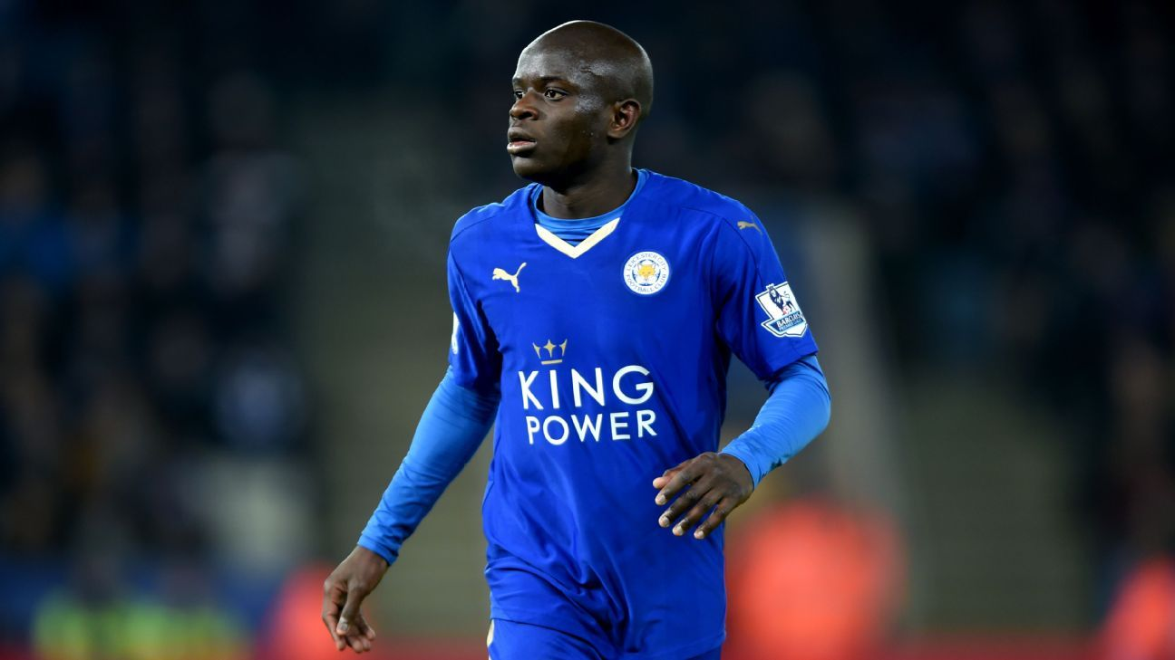 Di r Deschamps excited to work with N Golo Kante ESPN FC