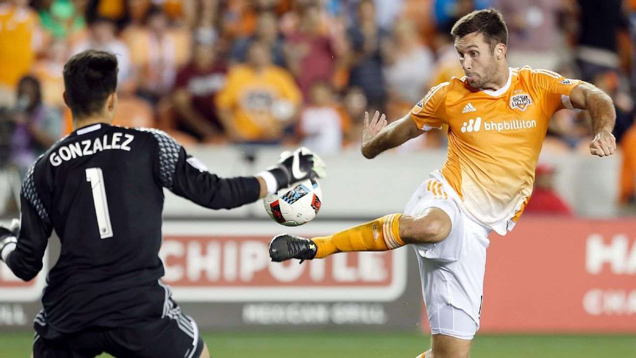 Seattle Sounders acquire Will Bruin from Houston Dynamo